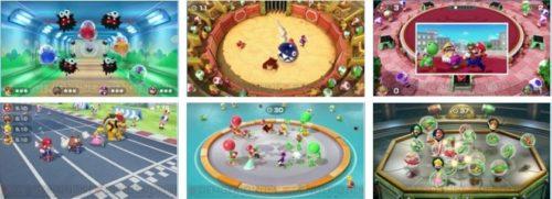 ニュースーパーマリオパーティのミニゲーム