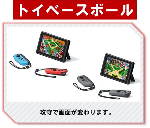 任天堂 スーパーマリオパーティのトイベースボールのイメージ画像